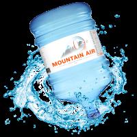 Горная питьевая вода с природным кислородом MOUNTAIN AIR